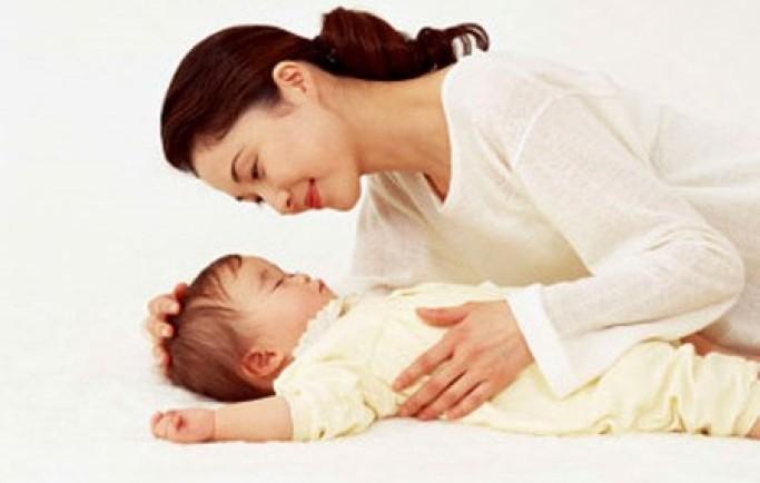 Những điều mẹ cần chú ý sau khi sinh