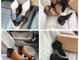 Những mẫu giày boot nữ ngày thu cần thiết cho bạn gái