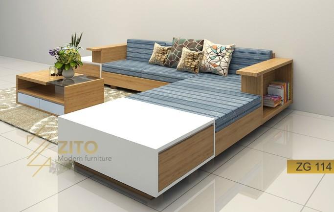 Những tiêu chí lựa chọn ghế sofa gỗ phòng khách lý tưởng nhất