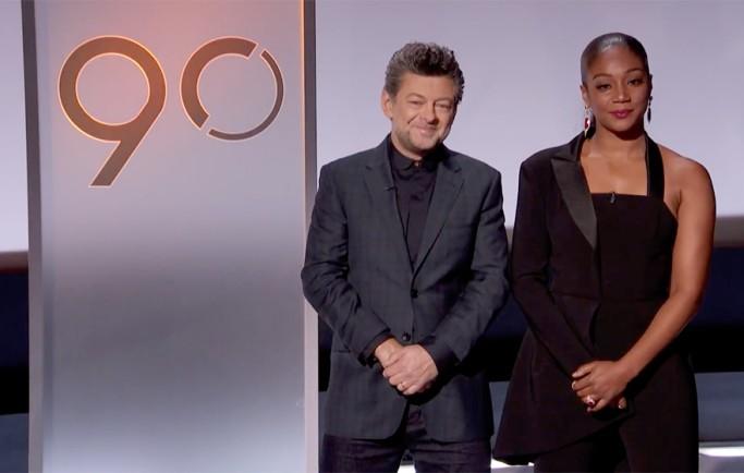 Oscars Winner 2018
