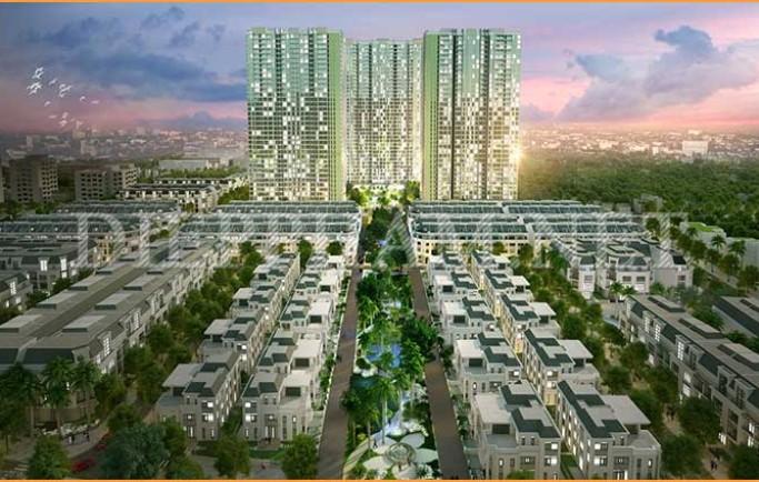 Palm City dự án căn hộ chung cư cao cấp quy mô lớn
