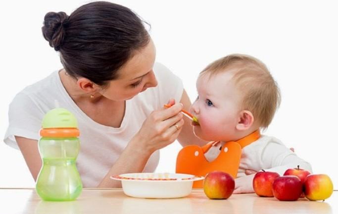 Phòng chống các bệnh tiêu hóa cho trẻ