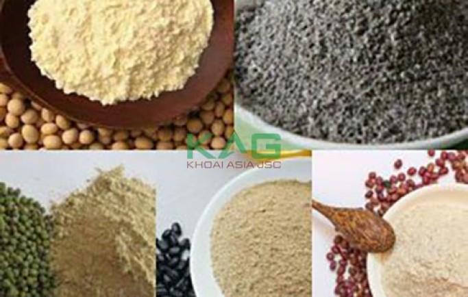 Phương pháp giảm cân bằng bột đậu đơn giản mà hiệu quả đến khó tin