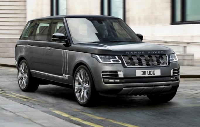 Range Rover SVAutobiography 2018 giá ngang Rolls-Royce