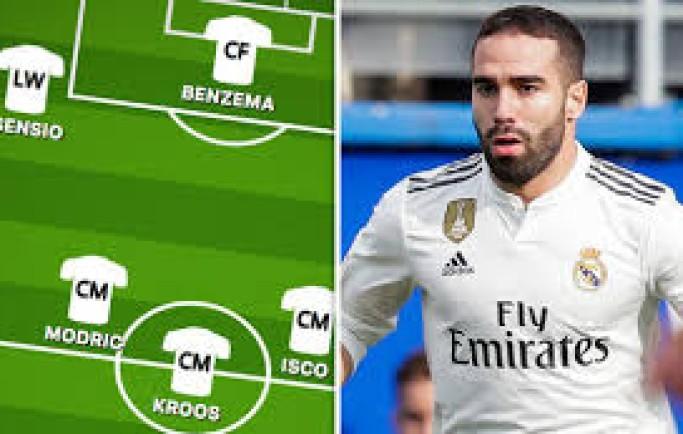 Real Madrid - Dải thiên hà