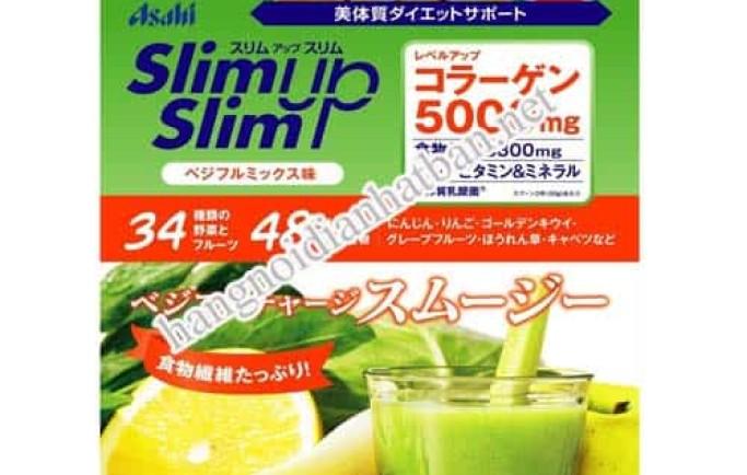 Sản phẩm giảm cân ASAHI Slim up Nhật Bản chính hãng toàn quốc