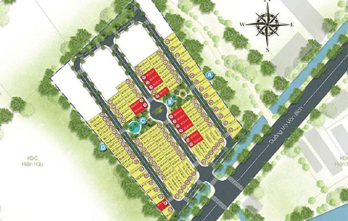 Siêu dự án The Residence 1 Tập Trung KCN Củ Chi Giá Chỉ Từ 450Tr/Nền Liên Hệ: 0907.226/089