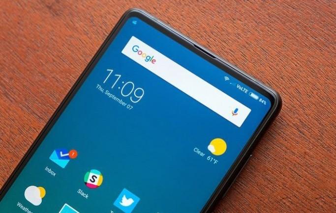 Smartphone Xiaomi lạ được rò rỉ ảnh render
