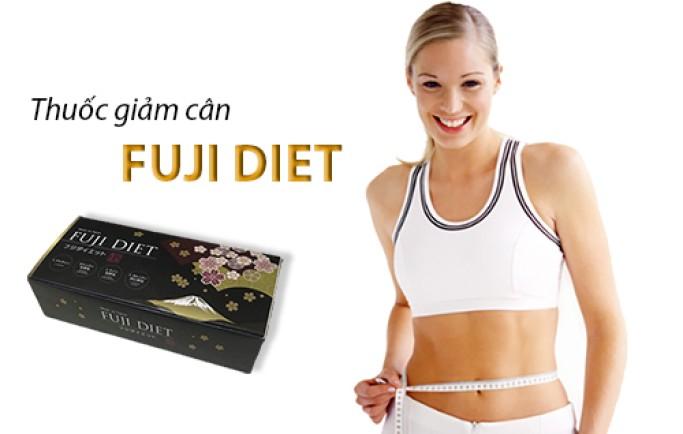 Sự thật về Viên uống giảm cân Fuji Diet của Nhật Bản