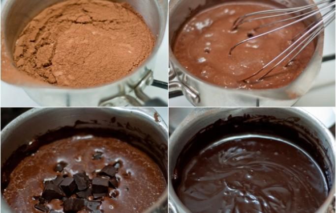 Tác dụng của socola đem đến cho làn da của chúng ta
