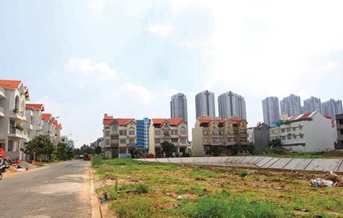 Tăng cường đầu tư vốn ngoại vào thị trường bất động sản