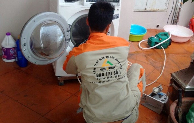 Tham khảo cách sửa chữa máy giặt electrolux tại nhà uy tín