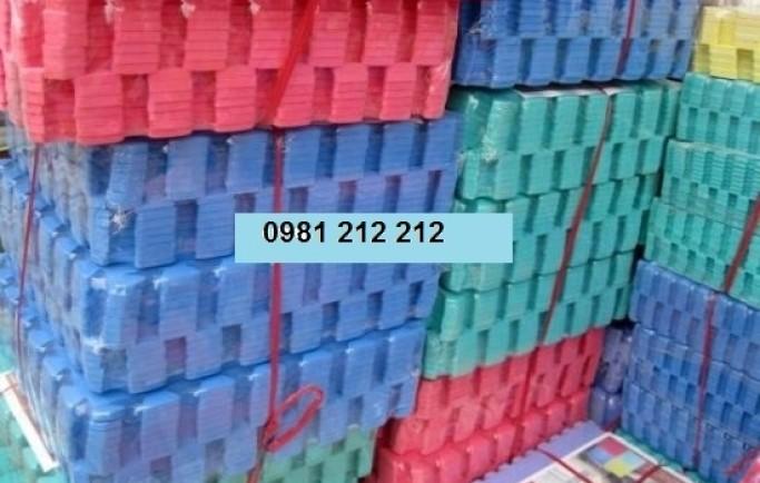 Thảm xốp màu Tường Lâm 60x60 có những ưu điểm gì?