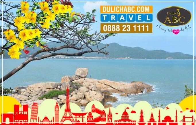 Tour Du Lịch Tết 2018: Nha Trang – Phú Yên – Quy Nhơn 5 Ngày 4 Đêm