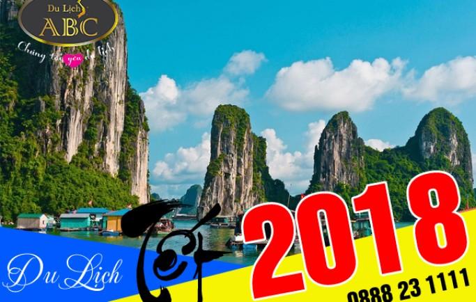 Tour Hà Nội Bái Đính Tam Cốc Hạ Long Yên Tử Sapa Tết 2018