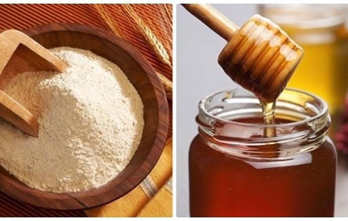 Tuyệt chiêu trị nám da mặt hiệu quả từ cám gạo