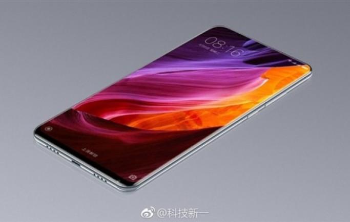 Xiaomi Mi Mix 2 bán chính thức tại Việt Nam