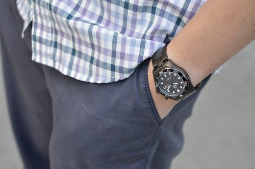 Đồng hồ Orient FAA02003B9 sắc đen cho nam giới