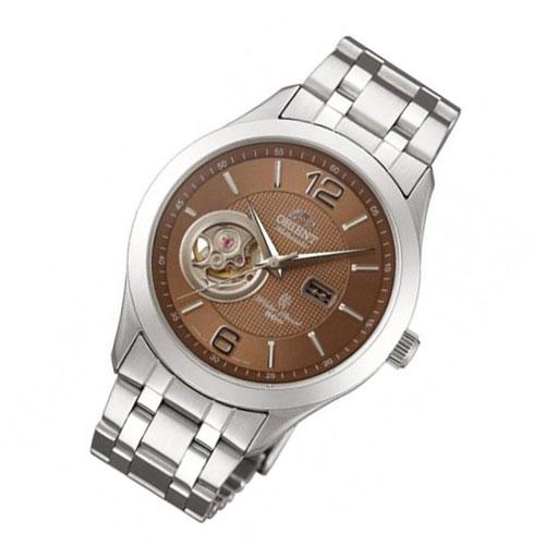 Đồng hồ Orient FDB05001T0  mặt nâu nổi bật