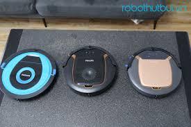 Robot hút bụi thông minh và ứng dụng của cảm biến hồng ngoại