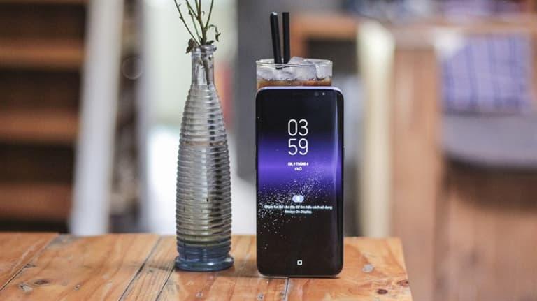Samsung Galaxy S8 vẫn được nhiều người ưa chuộng dù ra mắt từ 2017