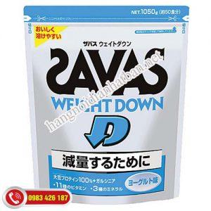Tư vấn sản phẩm giảm cân Savas Meiji vị sữa chua chính hãng của nhật