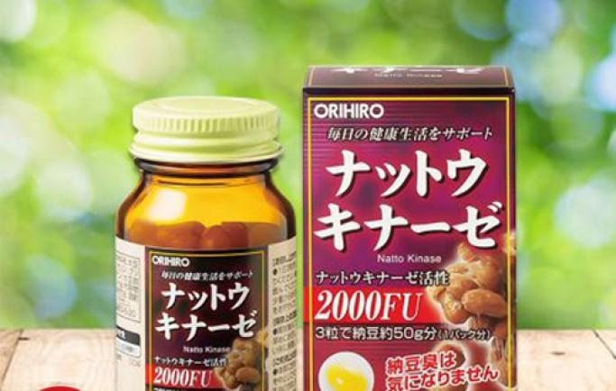 Cung cấp Sản phẩm Nattokinase 3000FU của Nhật Bản uy tín số 1 nhé