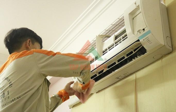 Tập Đoàn Việt cung cấp dịch vụ sửa chữa điều hòa tại nhà uy tín
